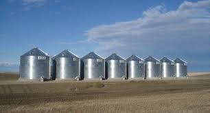 farm bins non stiffened
