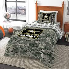 military us army army camo comforter