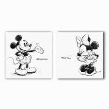 ディズニーのインテリアの新スタンダード キャンバスアート