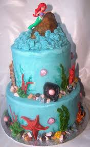 Ariel Cake Decorations Truly Scrumptious Desserts By Joanne Character And Sculpted Cakes
