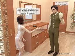 Magicincest Dad s new secretary 3D porn comic. Download Free.