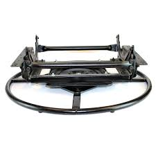 replacement metal glider swivel mechanism with ring base