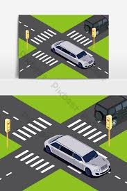 Beri nama file tersebut dengan nama favicon.ico atau boleh dengan. Hand Drawn Cartoon Flat Car Highway Elements Png Images Ai Free Download Pikbest