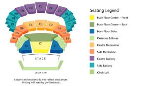 Roy Thomson Hall Seating Chart Detailed Russiantix Com Buy Tickets For Shows Sport Events