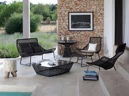 modern iron patio furniture. Modern Metal Patio Furniture Iron A