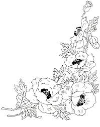 0986d09a70b5a5b679973c3267bd3a6e flower coloring pages watercolor drawing 25 best ideas about flower coloring pages on pinterest mandala on science fair project flowers food coloring
