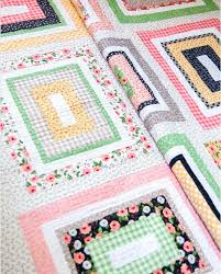 Checking my list… Â« modafabrics & This is Kith & Kin by Vanessa Goertzen of Lella Boutique, a Jelly Roll quilt  made with her upcoming Farmer's Daughter collection. (It will be in shops  in ... Adamdwight.com