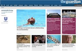 attitudes to advertising digital news report  guardian unilever