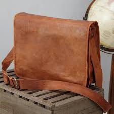 Huge Range of Vintage-Inspired Leather Messenger Bags and Laptop Bags