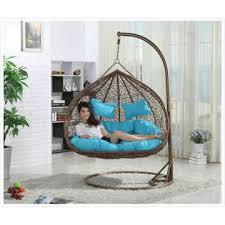 popular rattan patio swing chair