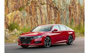 2019 Honda Accord And Honda Accord Hybrid Fuel Economy And