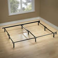 Amazon.com: Zinus Michelle Compack 9-Leg Support Bed Frame, for Box ...