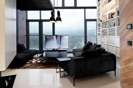 Stylish Exposed Brick Wall Lofts - Loft apartment brick