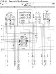 porsche 996 wiring diagram Horton C2150 Wiring Diagram 2001 electrical wiring diagram lighting ewd 62 ewd 63 tech Horton C2150 Codes