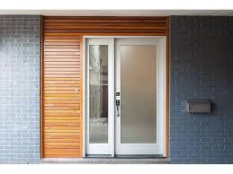 lovely modern glass exterior doors with best 20 modern front door ideas on modern entry
