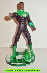 Dc Designer Series Green Lantern Dc Direct John Stewart Green Lantern Blackest Night