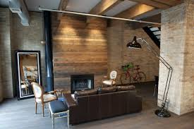 10 unexpected uses for reclaimed wood around the house fireplace wall with reclaimed wood