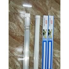 3 Bộ Đèn tuýp Led bán nguyệt 60cm 23W Siêu sáng