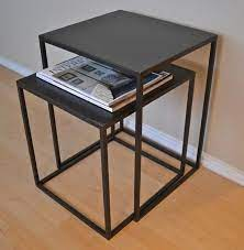 no coffee table slide together two