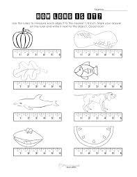 Free Kindergarten Measurement Worksheets Things Weight Worksheet ...