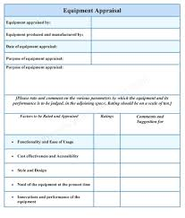 Free Evaluation Templates Template Company Evaluation Template Free Employee Form Templates