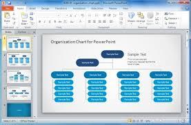 Best Microsoft Program For Organizational Chart Organization Chart Template Powerpoint Free The Highest