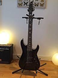 schecter guitar research a schecter omen extreme 7 string guitar