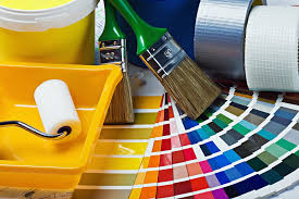 painting and decorating supplies