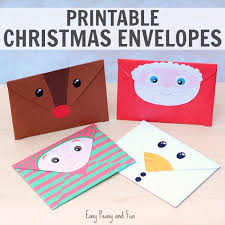19 beautiful letter template envelope images complete letter santa. Printable Christmas Envelopes Easy Peasy And Fun