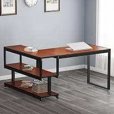 officeworks office desks. Unique Office L  Shaped Desk LITTLE TREE Industrial 59u0027u0027 Corner Computer Office Desk  With On Officeworks Desks