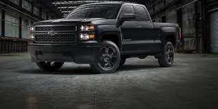 Black Out' work truck is latest Chevy Silverado special