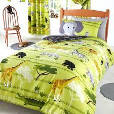 duvet covers canada wayfair kids reversible bedding duvet cover set safari jungle animal design baby safari