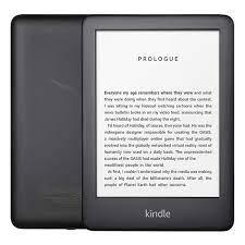 Combo Máy Đọc Sách All New Kindle 2019 (10th) (4GB - Màu Đen) và Bao da Đen  trơn - Hàng nhập khẩu - Máy đọc sách