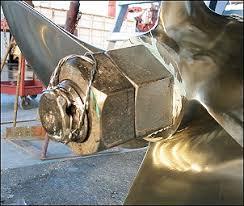 Propeller Installation Big Nut Vs Little Nut Seaboard
