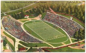 Sanford Stadium Seating Chart 2018 Sanford Stadium Wikiwand