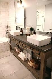 wood double vanity unit rustic bathroom sink vanities clearance dimensions cabinets dark uni