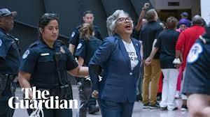 Democratic congresswoman arrested ...