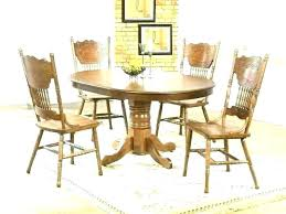 french country style dining room set round table and chairs furniture tables cottage furnitu