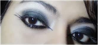 step 7 gothic eye makeup look pinit