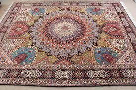 8x6 jafari gonbad tabriz persian rug dome design gombad tabriz persian carpet