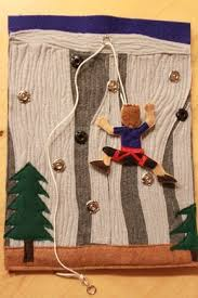 outdoor inspired quiet book free patterns nature for kids
