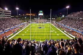 Nevada Wolfpack Football Stadium Seating Chart Mackay Stadium University Of Nevada Reno Nv College