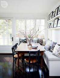 Designer Kitchen Tables Built In Bench Seat Kitchen Table - One of the  greatest things about