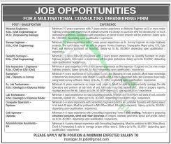 multinational consulting engineering firm jobs 2014 apply online