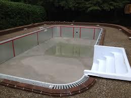 diy inground pool kits simple inground pool kit canadian tire above ground pool heater
