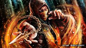 39 scorpion mortal kombat hd wallpapers background images wallpaper abyss
