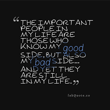 Important Quotes Extraordinary The Important People In My Life Quote