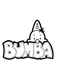 Bumba Bumba Achter De Letters Van Zijn Naam Bumba Kleurplaten