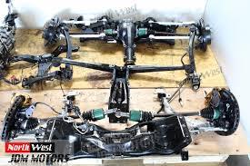 Subaru Transmission Interchange