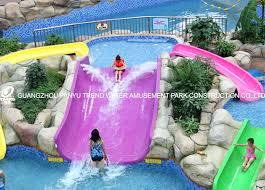 fiberglass kids residential pool slide for water play children slides floats residential pool water slides